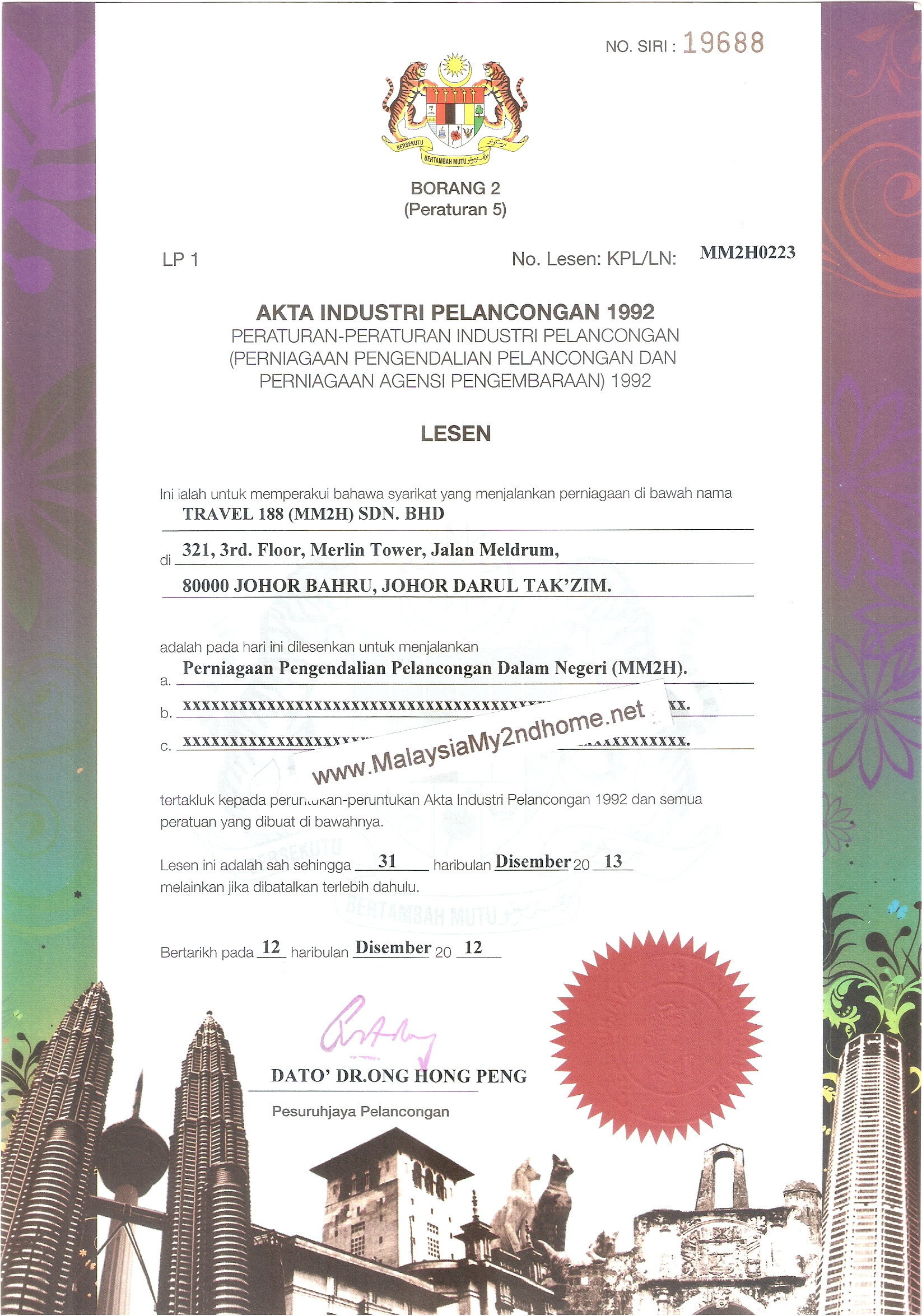 Mm2h Info Application Requirement Mm2h Lifetime Visa To